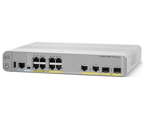 WS-C2960CX-8PC-L фото