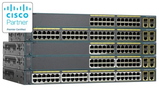 Cisco 2960-Plus фото