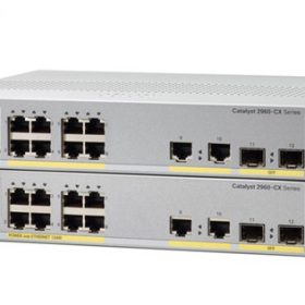 Коммутатор Cisco Catalyst 2960-CX фото