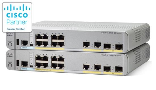 Cisco 2960-CX фото