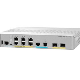 Коммутатор Cisco Catalyst WS-C3560CX-8PC-S фото