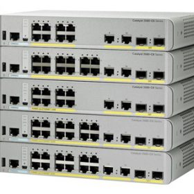 Коммутатор Cisco Catalyst 3560-CX фото