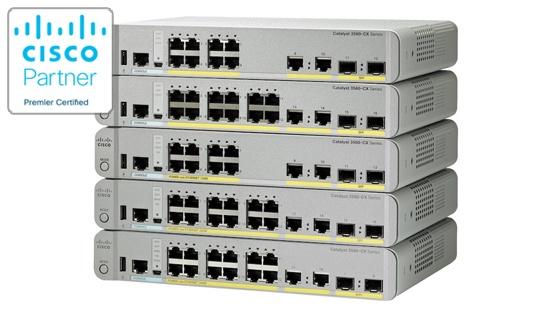 Cisco 3560-CX фото