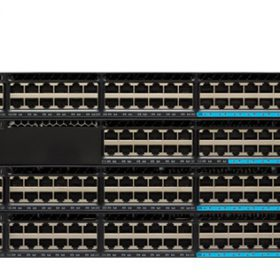 Коммутатор Cisco Catalyst 3650 фото