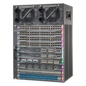 Коммутатор Cisco Catalyst WS-C4510R-E фото