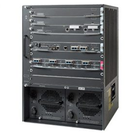 Коммутатор Cisco Catalyst 6500 фото