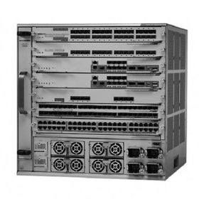 Коммутатор Cisco Catalyst C6807-XL фото