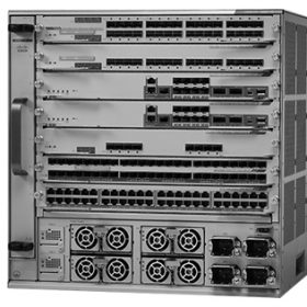 Коммутатор Cisco Catalyst 6800 фото