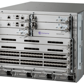 Коммутаторы Extreme Networks VDX 8770 фото