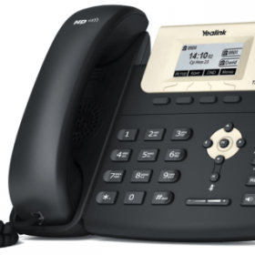 IP-телефон Yealink SIP-T21P E2 фото