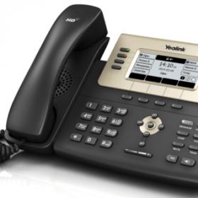 IP-телефон Yealink SIP-T27G фото
