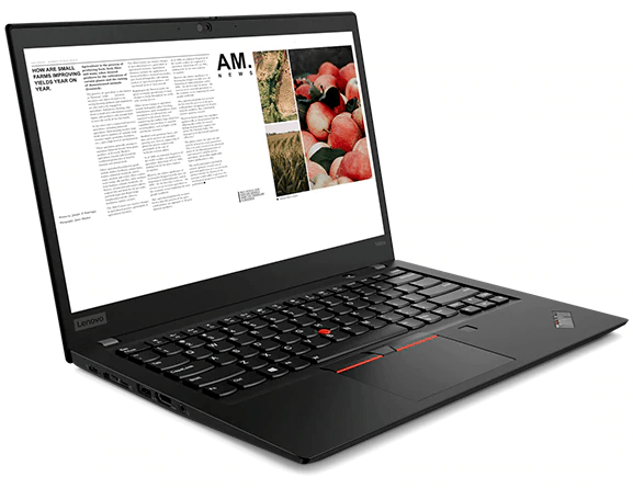Lenovo ThinkPad T495s фото