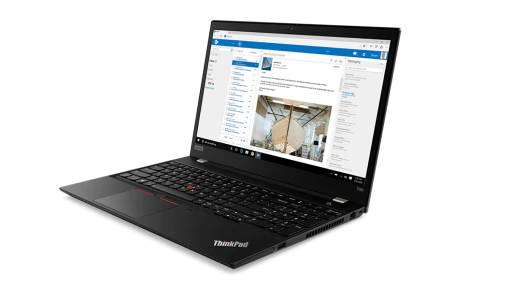Lenovo ThinkPad T590 фото