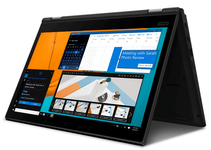 Lenovo ThinkPad L390 Yoga фото