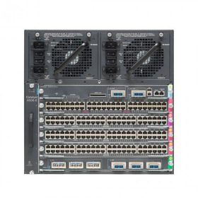 Коммутатор Cisco Catalyst WS-C4506-E фото