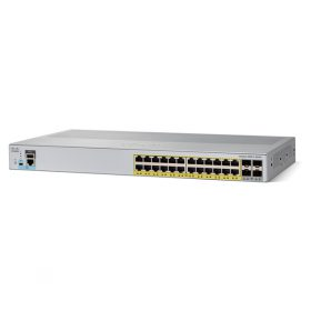 Коммутатор Cisco Catalyst WS-C2960L-24PQ-LL фото