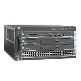 Коммутатор Cisco Catalyst WS-C6504E-S32-GE фото