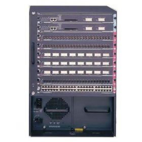 Коммутатор Cisco Catalyst WS-C6509E-S32-GE фото